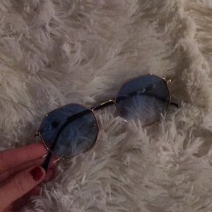 Boutique tinted sunglasses